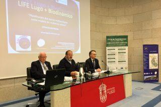 Ciclo de conferencias da Deputación de Lugo sobre cambio climático e o sector agrario
