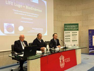 Ciclo de conferencias de la Diputación de Lugo sobre cambio climático y el sector agrario