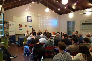 Resumen de la jornada de formación para los criadores de Porco Celta