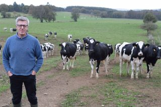 SAT Casa Menor: la ganadería con la mejor calidad de la leche de Galicia