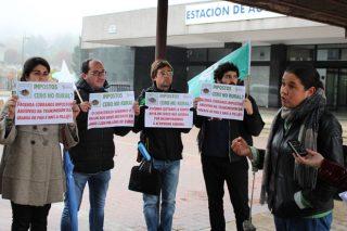 """Denuncian que a Agencia Tributaria """"se leva"""" ata un terzo das axudas de incorporación"""