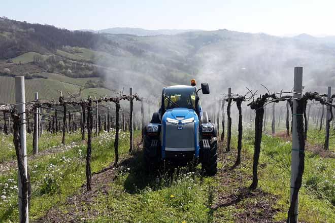 Alternativas para unha mecanización sostible do viñedo
