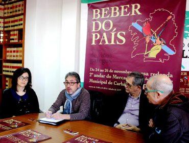 """El ayuntamiento de Carballo promueve el consumo de vinos gallegos a través de la campaña """"Beber do país"""""""
