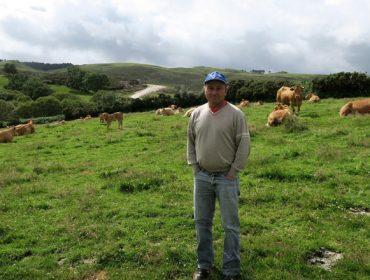 Cooperativa San Cidre, aposta pola raza Rubia Galega e pola venda directa