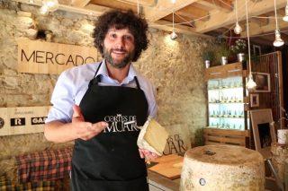 """""""Se buscan quesos que expresen más la tierra, el pasto y el animal que produce esa leche"""""""