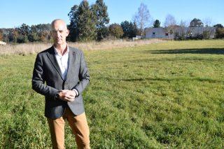 """""""Curtis quere ser dos primeiros concellos de Galicia en ter un plan de ordenación de cultivos"""""""