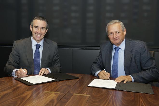 CaixaBank, Agaca y Cooperativas Agro-alimentarias renuevan su acuerdo para fomentar la actividad del sector