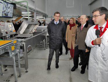 Coren pon en marcha en Friol un avanzado centro de Reprodución, Xenética e I+D Avícola