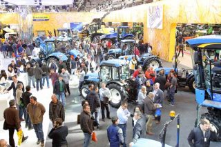 Fima, a principal feira de maquinaria agrícola, ultima a súa edición máis numerosa