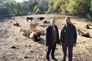 Sonia e Víctor: traballando en igualdade por un futuro no rural