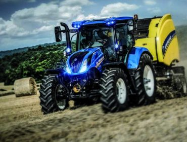 New Holland programa un evento en Silleda o 10 de abril