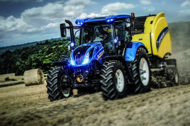Convocadas as axudas para a compra en común de maquinaria agrícola