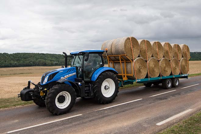 new holland t6 portada