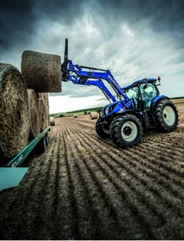 new holland t6 vertical
