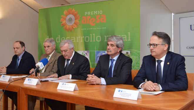 A Escola Politécnica de Lugo, galardonada co Premio Aresa