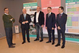 A Granxa Experimental do Campus Terra de Lugo estará operativa a mediados de 2018
