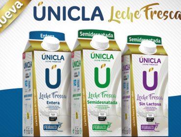 Clun súmase á tendencia do leite fresco pasteurizado