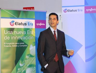 Syngenta lanza ELATUSTM Era, unha nova tecnoloxía de protección vexetal fronte ás principais enfermidades fúnxicas do cereal