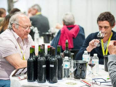 Taller sobre reconocimiento de atributos positivos en vinos