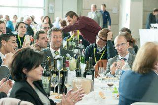 Viños galegos premiados no concurso de viños Casino de Madrid