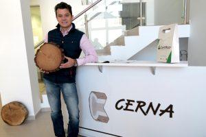 Oscar Expósito, socio de CERNA Ingeniería