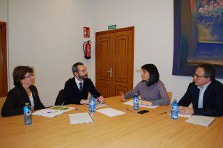 A Xunta anuncia que reforzará a súa colaboración cos enxeñeiros agrónomos galegos
