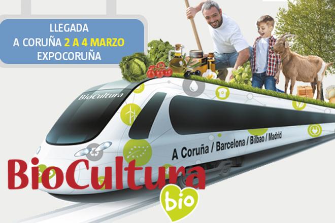 Galicia acollerá en marzo a feira de produtos ecolóxicos máis importante de España
