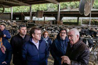 A Cooperativa Agraria Provincial da Coruña presenta o proxecto da granxa A Esperanza