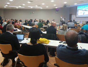 Delagro expón o seu modelo empresarial de éxito nun congreso internacional