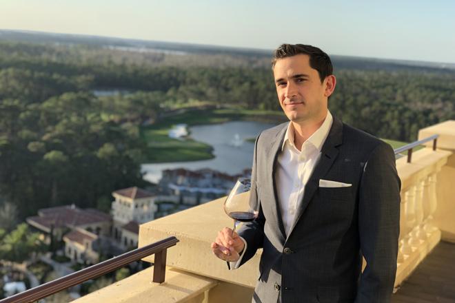 """""""O albariño ten moitas posibilidades de converterse nun viño de gran consumo en Estados Unidos"""""""