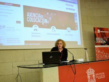 Abierto el plazo de inscripción en los 188 nuevos empleos que genera la Diputación de Lugo con el Ben Empregado