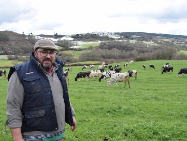 """""""Grazas ao pastoreo a nosa gandería é máis rendible"""""""