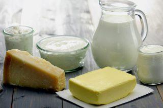 Récord de exportación de produtos lácteos da Unión Europea en 2019