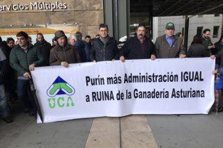 Decreto de purines: En Galicia la Xunta pide tranquilidad mientras que en Asturias se manifiestan los ganaderos