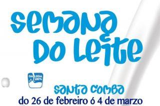 """Santa Comba inicia este lunes su """"Semana do leite"""" con un amplio programa de actividades"""