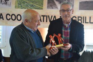 A Cooperativa Grille, un referente en Galicia en vacún de leite, celebra os seus 50 anos
