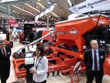 Kuhn presenta 22 novidades orientadas á agricultura de precisión