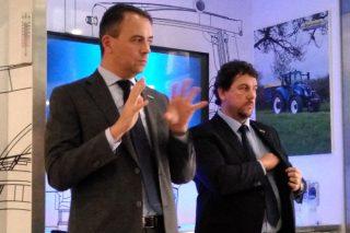 New Holland presenta unha estratexia orientada á innovación nos servizos posventa