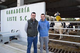 Ganadería Liste SC: ejemplo de una nueva generación formada que toma el relevo en el sector lácteo