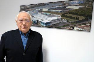 Muere el empresario Jesús Lence, propietario de  Leche Río