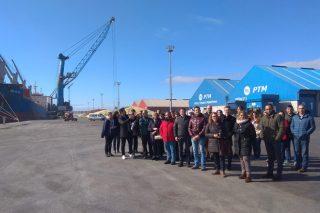 As fábricas de pensos de Galicia fórmanse nos últimos avances en control de calidade de cereais