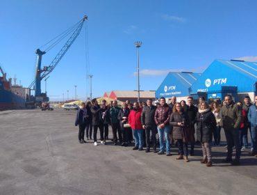 Las fábricas de piensos de Galicia se forman en los últimos avances en control de calidad de cereales