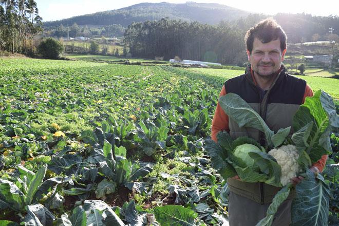 Xulio Rodríguez: Un exemplo de profesionalización no sector da horta en Galicia