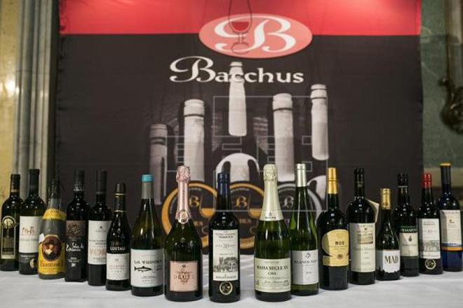 45 viños galegos premiados no concurso máis prestixioso de España