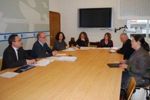 Reunión da Comisión do Consello Agrario Galego