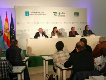 A Xunta espera axilizar este ano a mobilización de parcelas a través do Banco de Terras