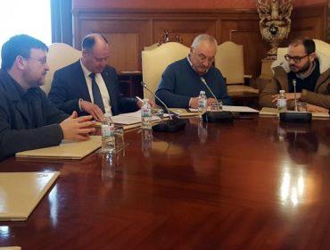La Deputación de Pontevedra trabaja en directrices para la prevención de incendios