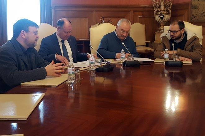 A Deputación de Pontevedra traballa en directrices para a prevención de lumes forestais