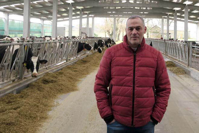 Gandería Varela, leite de calidade e aforro enerxético