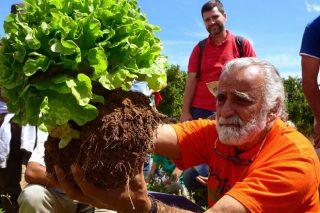 """Curso en Palas de Rei de Jairo Restrepo sobre """"O ABC da agricultura orgánica"""""""